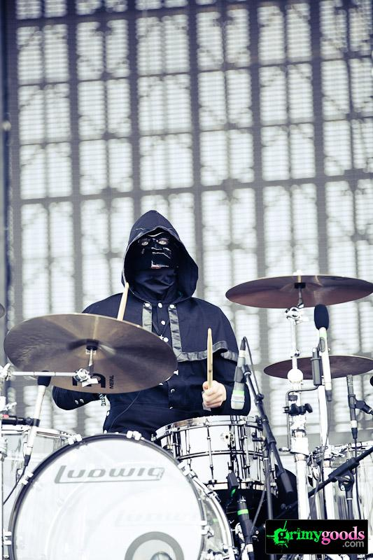 Ghost-B.C photos coachella
