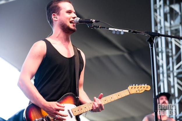 White Lies coachella photos
