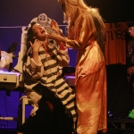 Cocorosie at The Fonda Theatre by Ciera Leisenfelder