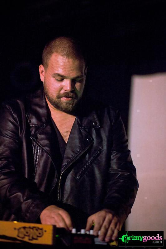 Com Truise with Poolside and Bonde Do Role at the Echoplex - Photos- November 2, 2012
