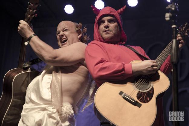tenacious d photos festival supreme