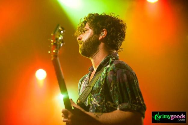 Foals with The Neighbourhood at El Rey Theatre- Photos- April 16, 2013