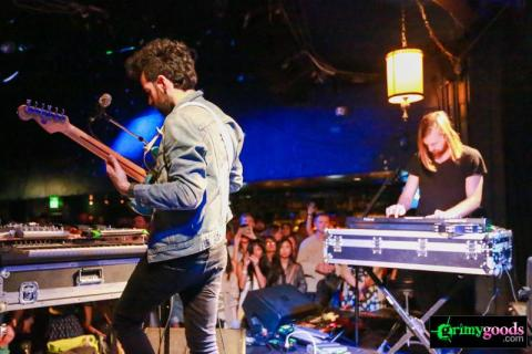 Geographer band photos