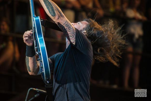 Foo Fighters hangout fest 2015