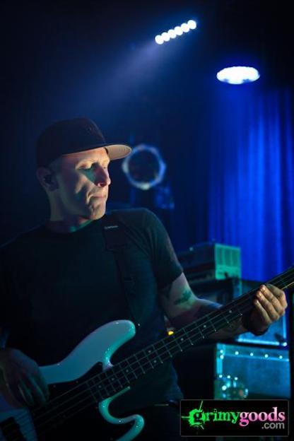Hot Water Music band photos Echoplex Los Angeles