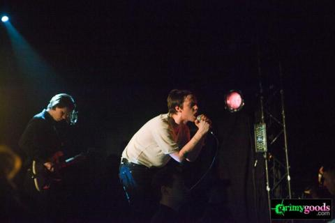 Iceage live photos at echoplex