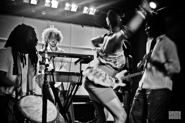Janka Nabay & The Bubu Gang live photos