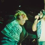 Los Crudos, Infest, Despise You, Impulse, Suspect, Cave State at the Echoplex 2/8/14