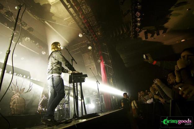 Miike Snow with The Big Pink at The El Rey – Photos – April 16, 2012