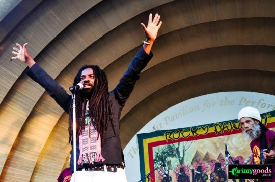 Rocky Dawuni and the AFroFunke' Sound System