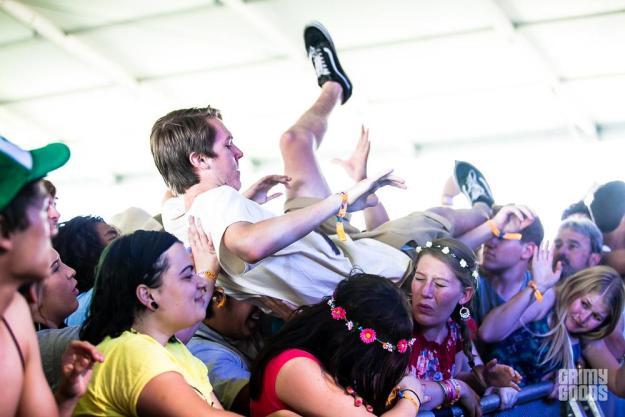 Title Fight at Coachella