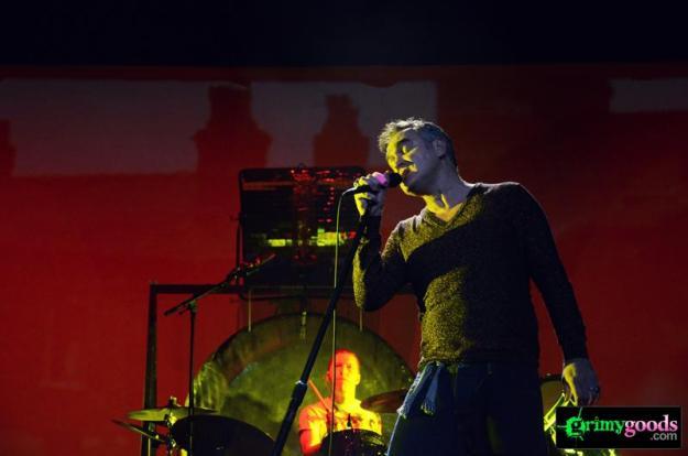 Morrissey at the Shrine Auditorium Photos