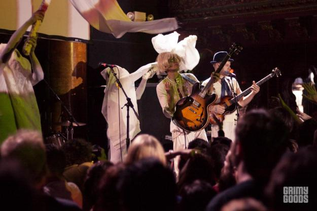 of montreal Great American Music Hall photos
