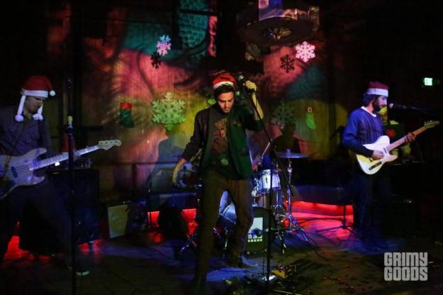 Owenstone Residency Night 3 at Los Globos- 12/23/2013