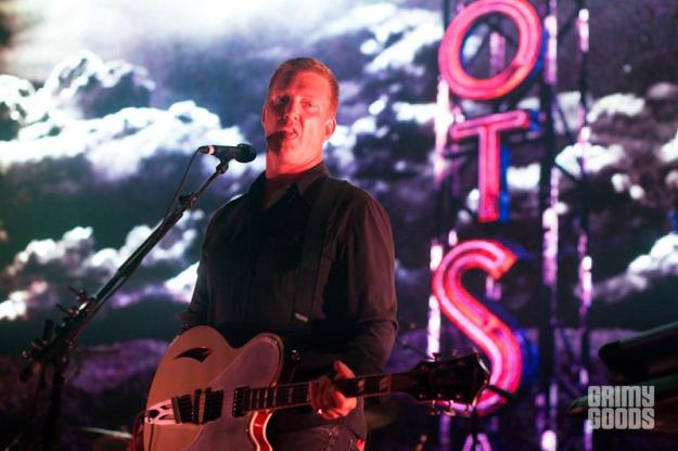Queens of the StoneAge with Chelsea Wolfe at Gibson Amphitheatre - Photos - Aug. 17, 2013