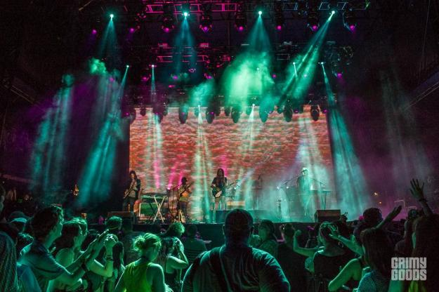 Tame Impala Shaky Knees Festival 2015 photos