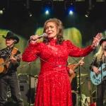 Loretta Lynn BBC Showcase shot by Maggie Boyd