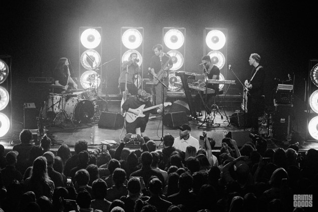 Unknown Mortal Orchestra performs live at The Fonda Photos by ceethreedom