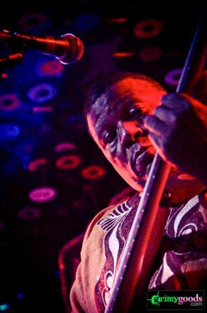 Visu Mahlasela at The Mint  Photos Show Review