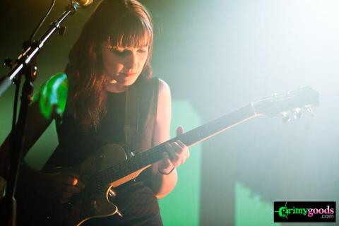 Photos of Wax Idols with Cold Showers at Echoplex
