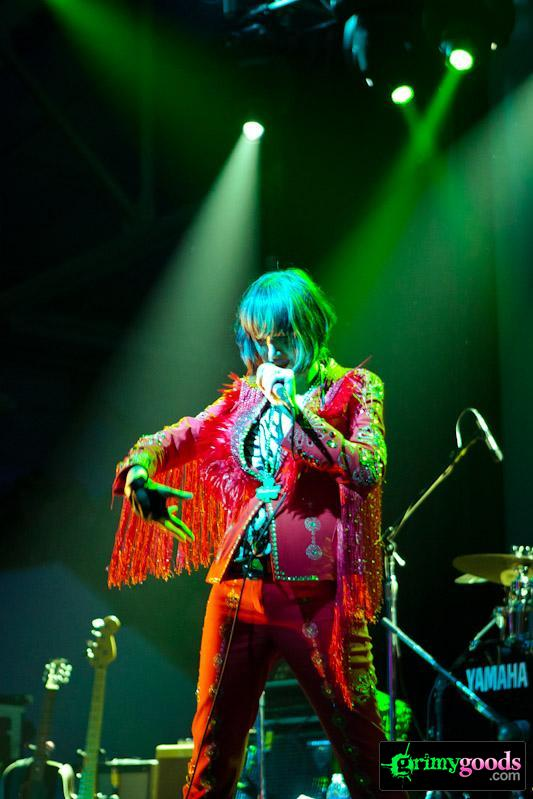 Yeah Yeah Yeahs at the Creators Project, For Mason Center- Photos- Mar. 17th, 2012