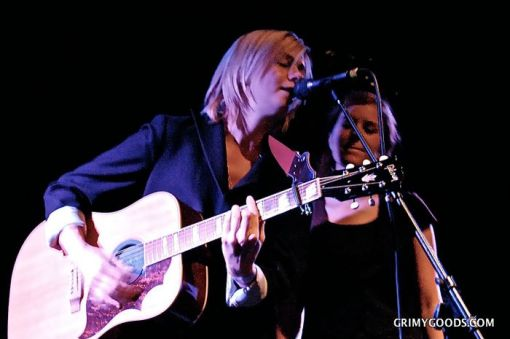 Anna Ternheim at Troubadour - 12