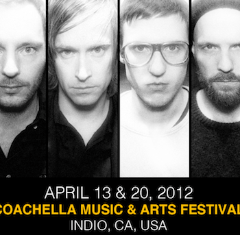 The Refused reunite and set to perform at Coachella 2012. Official statement form the band.
