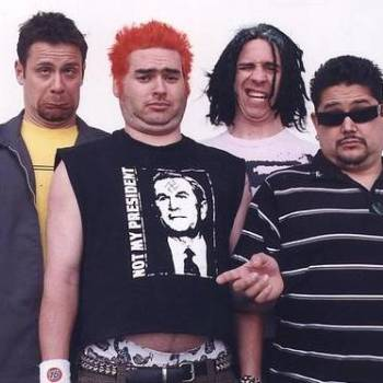 Win Tickets to NOFX at the Mayan Theatre