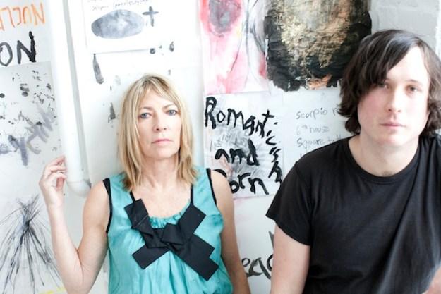 Body Head - Kim Gordon of Sonic Youth & Bill Nace at the Echo