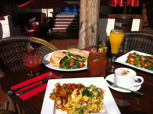 Win Brunch for Two and Bottomless Mimosas at El Cid in Silver Lake