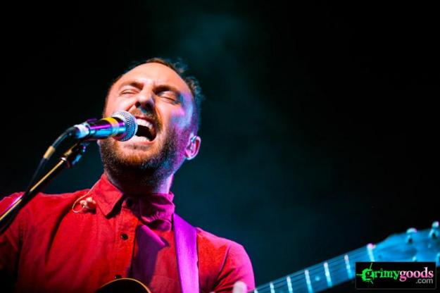 Local Natives at Greek Theatre this week
