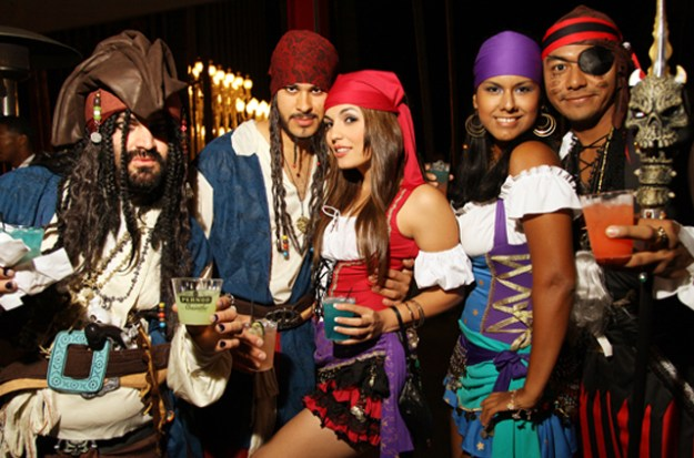 LACMA Muse Halloween Costume Ball