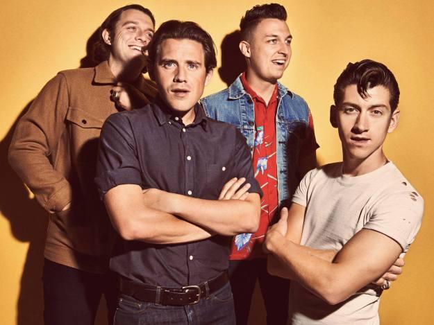 Arctic Monkeys photos