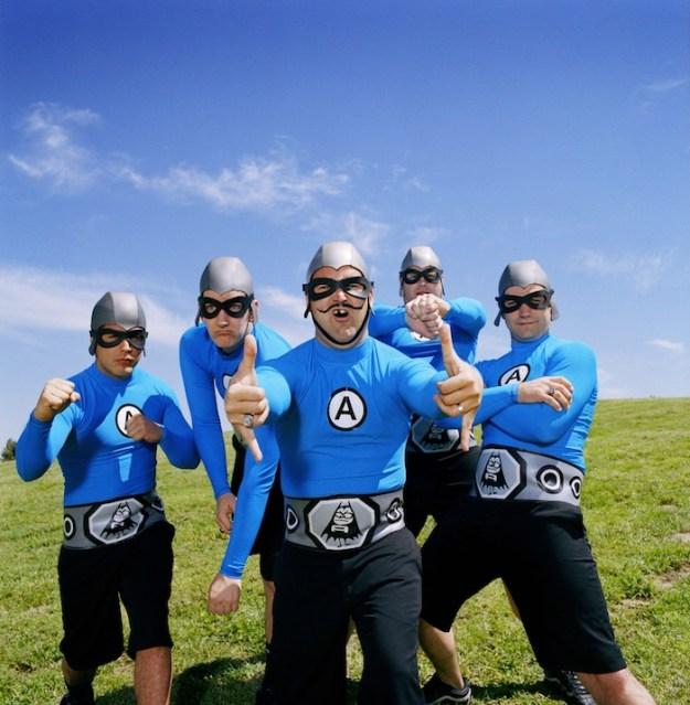 The Aquabats photo