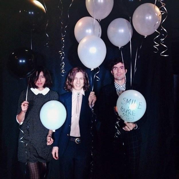 the entrance band photo