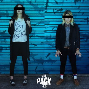 the pack ad Do Not Engage album cover