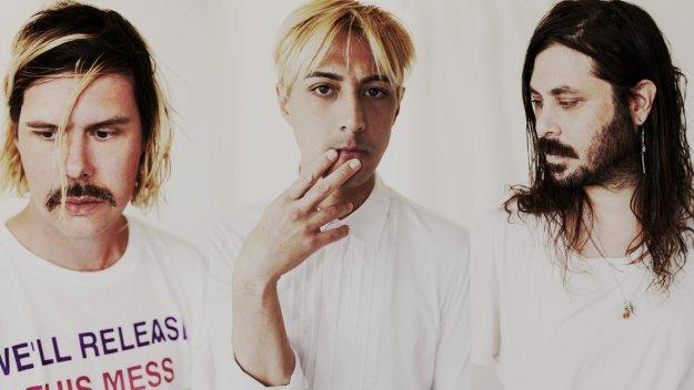 Liars band photos