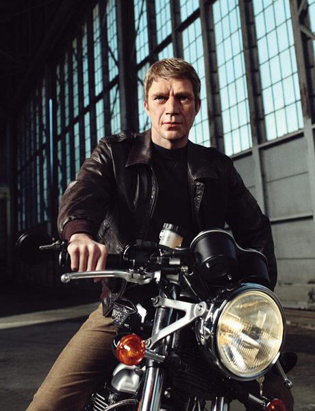 steve-mcqueen vintage leather jacket bomber