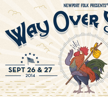 Way Over Yonder 2014 lineup