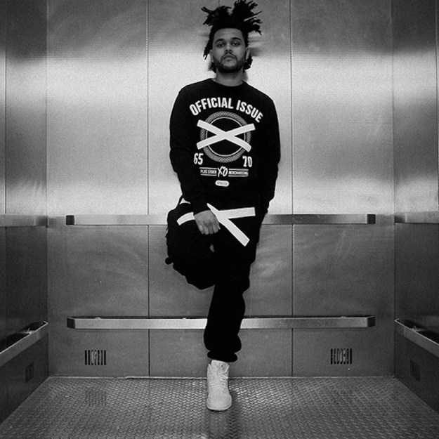 the weeknd photos