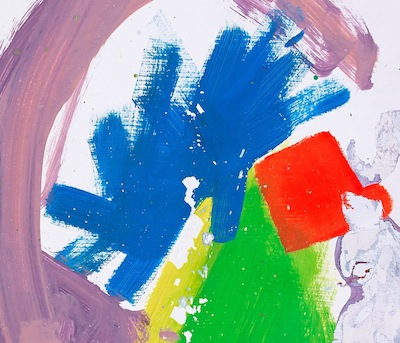 Alt J this is all your album cover