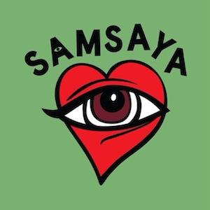 Samsay self titled ep cover