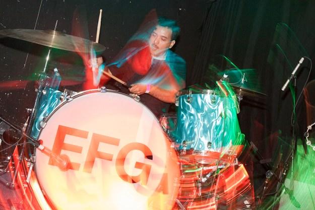 efg band photos