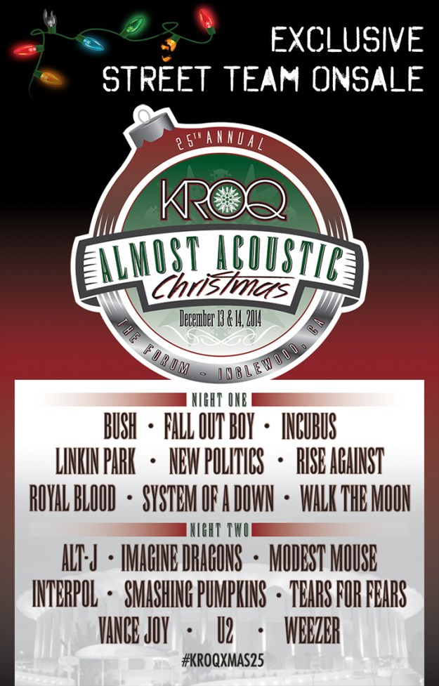 kroq-acoustic-chrismas-2014-tickets