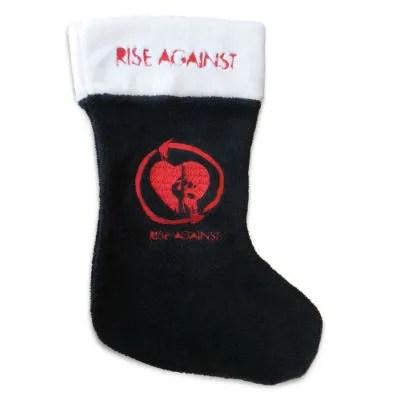 Rise Against Heartfist Stocking