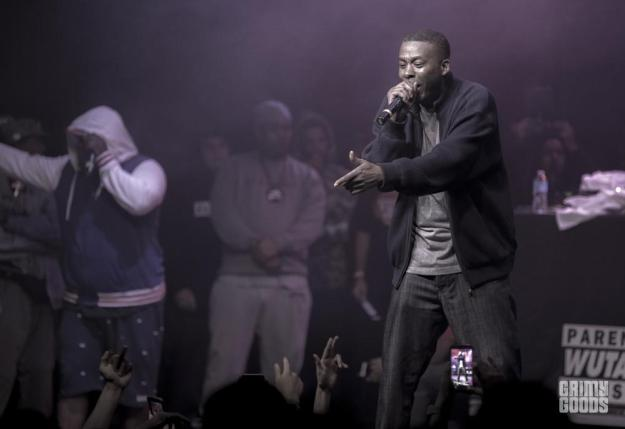 GZA at The Observatory -- Photo: Wes Marsala