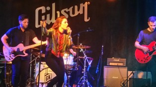 Ryn Weaver at Rdio Sessions at Gibson