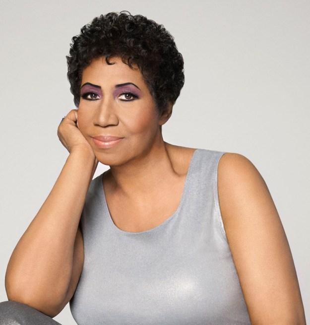 Aretha Franklin Facebook Profile Photo