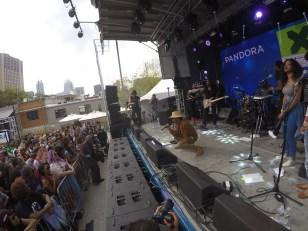 Raury at Pandora Discovery Den #GoProMusic