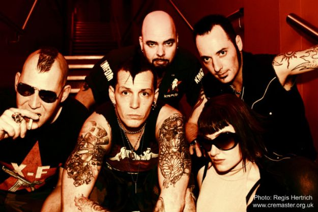KMFDM Website Photo
